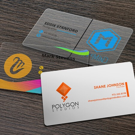 High quality business cards printing fast easy uprinting plastic business cards reheart Images